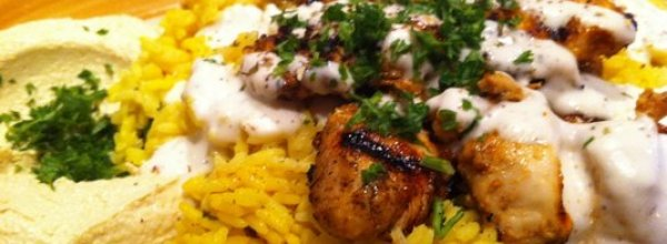 Dajaj Moulahlab is the special tonight at our Bellevue location.